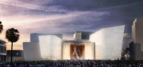 Transforming Auditorium Architecture - The CasArts Theater Presents for Indoor and Outdoor Audiences