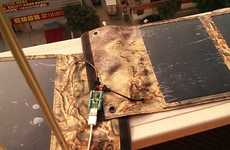 Uninterrupted Solar Chargers (UPDATE) - StrongVolt's Portable Solar Charger is Going into Production
