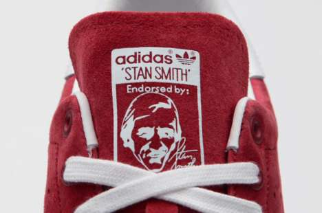 Tennis Inspired Shoes - The Adidas Originals Stan Smith Collection is Sleek