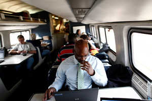 The Amtrak Residency Program Will Provide Mobile Shelter for Writers