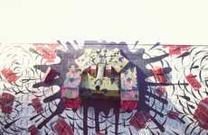 Explosive 3D Street Art