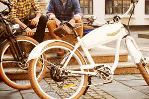 Ariel Rider Ebikes Bring a New Life Boost to Retro Style Bicycles