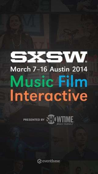 Concert-Navigating Apps - The SXSW App Helps You Plan Your Schedule to Make the Most of Your Stay