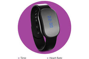 The GoBe Wearable Band Helps You Watch Your Weight