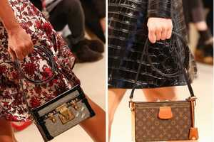 The Louis Vuitton Petite Malle Bag Upgrades the Classic Travel Tote