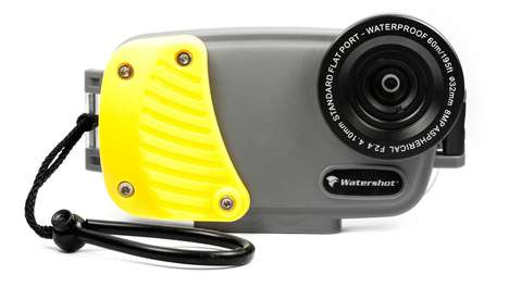 Underwater Camera Phone Cases - The Watershot Pro Lets You Use Your iPhone Camera Under Water