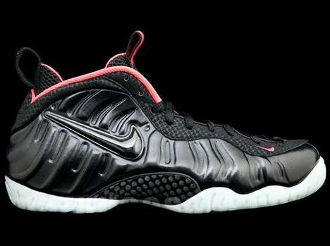 Iconic Rapper Footwear - The Nike Air Foamposite Yeezy Shoe is the Ultimate Collaboration