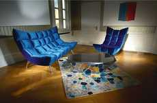 Plush Social Furniture