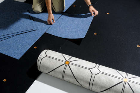 Fall-Detecting Rugs - The SensFloor by Future Shape Calls for Assistance in Emergency Situations