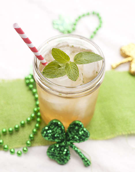 Irish Gold Cocktail Recipes - This Irish Gold Drink Strays from the Traditional For St.Patrick