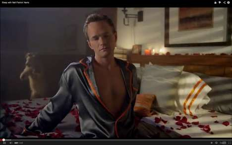 Singing Celebrity Ads - Neil Patrick Harris Allures Consumers in the Neuro Sleep Commercial