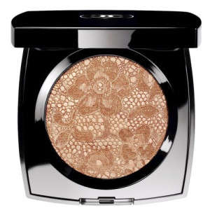 Lace-Texture Makeup - The Chanel Precious Lace Makeup Takes On New Textures as a Lacy Pressed Powder