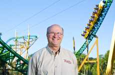 Mark Rose, VP of Design, Engineering & Maintenance, Busch Gardens