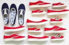United Shoes of America is Making Kids' Shoes in the USA