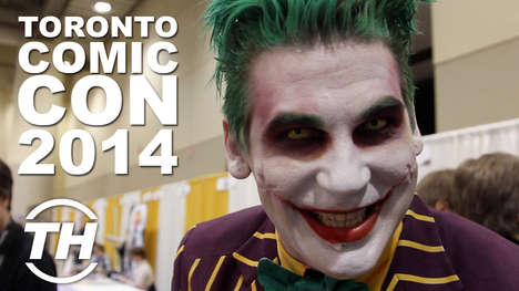 Geek-Friendly Comic Conventions - Toronto Comicon 2014 Was a Weekend to Remember