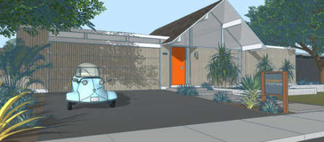 Retro Architect-Inspired Homes - Eichler Architecture is Being Resurrected in Desert Homes