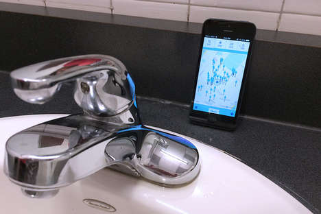 Bathroom-Finding Apps - The Flushd App Locates Bathrooms Because When You Gotta Go, You Gotta Go