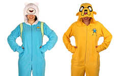 34 Cozy Adult Onesies - From Adorable Animalistic Onesies to Cult Cartoon Onesies