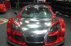 Slick Superhero Cars