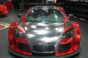 2M Designs Uses Iron Man as Inspiration for the Gumpert Apollo S