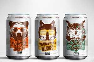 StudioMax Design Uses Slick Packaging for RuTT Beer Brewery