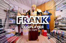 Cosplayer Bedroom Makeovers - IKEA Singapore Provides a Bedroom Makeover for an Epic Cosplayer