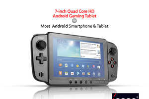 iPEGA Android Gaming Tablet Brings Console Games to One Device
