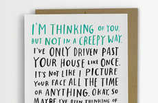 Slightly Obsessive Love Cards