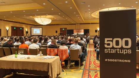 Interactive Entrepreneurial Business Hubs - The SXSW Startup Village Brings New Age Entrepreneurship