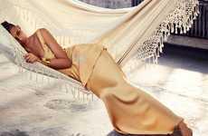 Lounging Hammock Fashion Ads