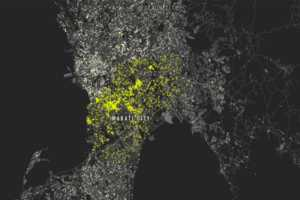 These Selfie Pictures Show Which Cities are the Most Selfie Active