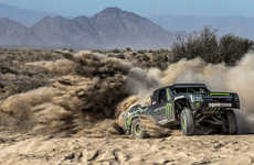 The Mint 400 Competitively Shows Off Adventurous Innovations