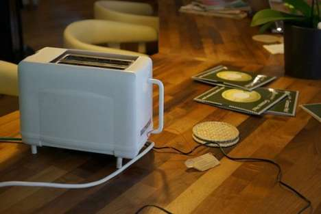 Personable Home Appliances - Addicted Products by Simone Rebaudengo Get Sad When Underused