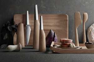 The Barbry Kitchen Utensils Take Full-Bodied Forms as Aesthetic Flavor