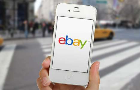 Revamped Iconic Shopping Sites - The New ebay Will Give Shoppers a Better Online Experience