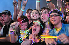 Front Row Fan Photography - Sandy Carson Captures Die-Hard Fans at the SXSW Music Festival