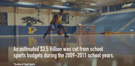 Sports Importance Commercials - Dick's Sporting Goods Promotes that Sports Matter to Students