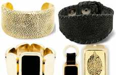 Chic Hi-Tech Jewelry - CuffLinc's Wearable Technology Promotes Style and Safety