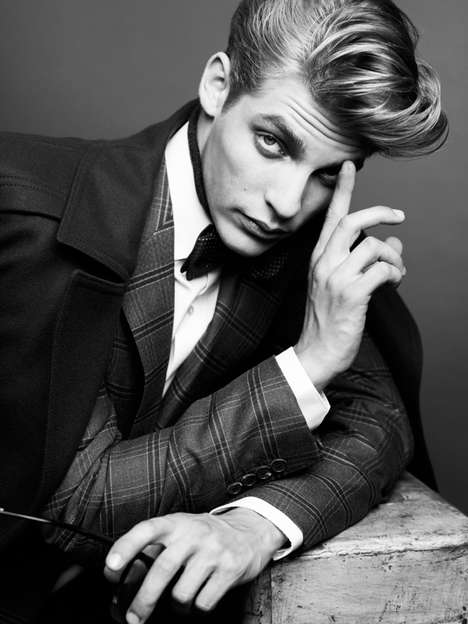 Dapper Male Editorials
