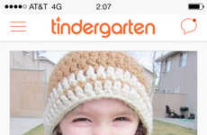 Playdate-Finding Children Apps - The Tindergarten App Helps you Find a Play Date