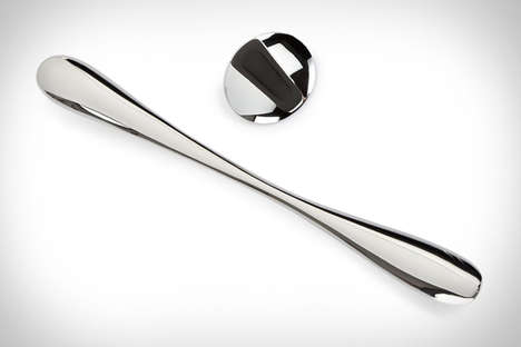 Elegant Shoe Horn Designs - This Metal Shoe Horn Design is Functional and Beautiful