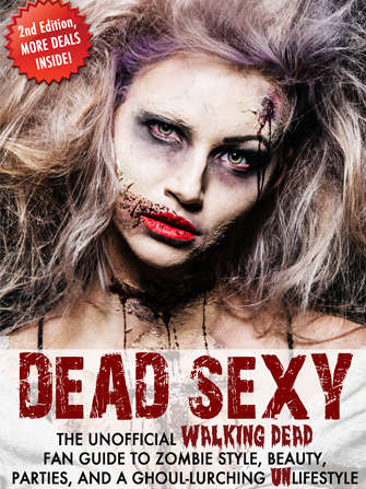 Zombie Beauty Books -