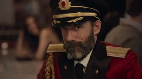 Last-Minute Hotel Apps - The New Hotels.com Campaign Features Captain Obvious
