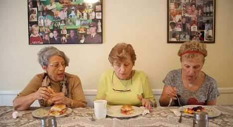 Pop Song Grandma Interpretations - These Three Grandmas Read the Lyrics to Beyonce