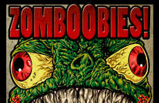 Woman-Hungry Zombie Movies - The 'Zomboobies' Movie is About Zombies Who are After Women