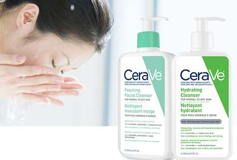 Restorative Pore Protectors - These CeraVe Skin Care Products Replenish Your Protective Skin Barrier