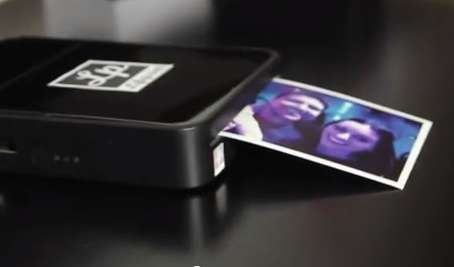 Wireless Social Networking Printers - LifePrint Introduces a Wireless Printer for Social Networkers