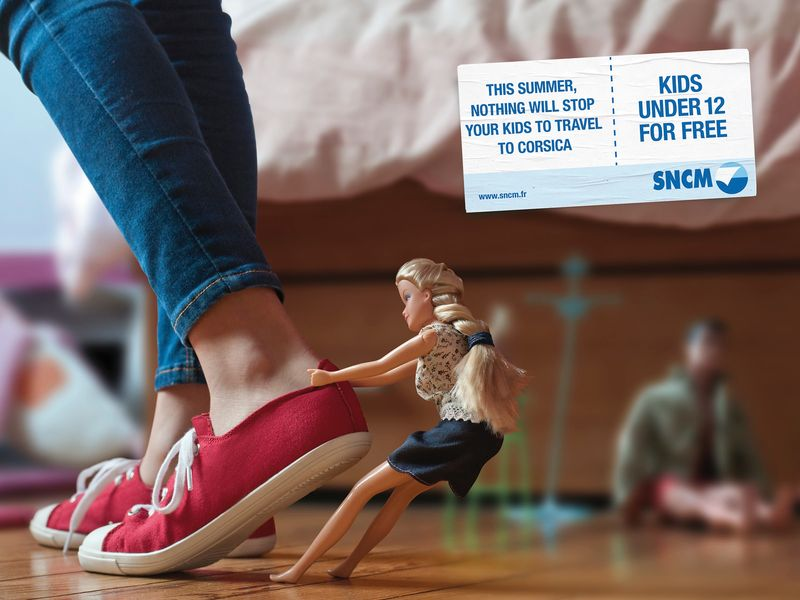 Attention-Grabbing Toy Ads