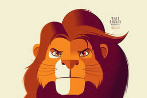 These Mondo Posters Revamped Disney Icons