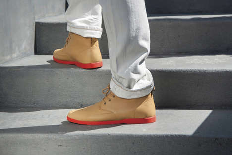 Punchy Urban Footwear - The Clae Spring/Summer Collection is Smart and Colorful